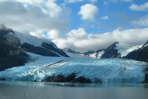 Portage Glacier, Alaska. Photo - < Courtesy of Visit Anchorage (anchorage.net)