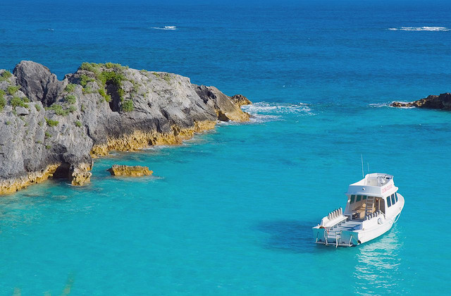 The Shorthaul – jetBlue / Delta / American – $182: New York – Bermuda. Roundtrip, including all Taxes