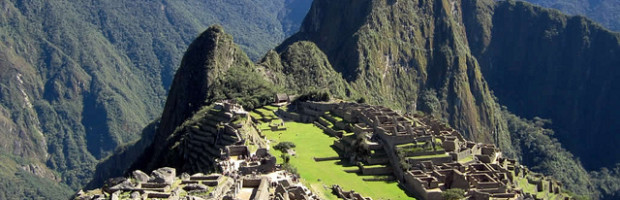 Machu Picchu, Peru Photo: D-Stanley, used under Creative Commons License (By 2.0)