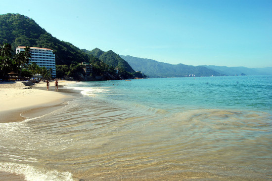 Puerto Vallarta, Mexico - Photo: HBarrison, used under Creative Commons License (By 2.0)