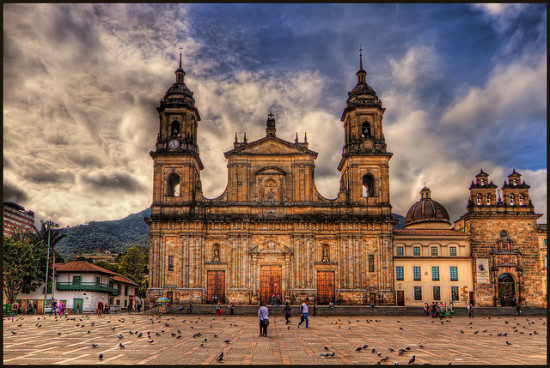 Catedral Primada, Bogota, Colombia - Photo: Pedro Szekely via Flickr, used under Creative Commons License (By 2.0)