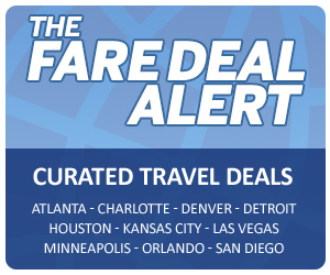 fare deal alert