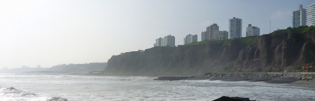 Lima, Peru - Photo: Serious Cat via Flickr, used under Creative Commons License (By 2.0)