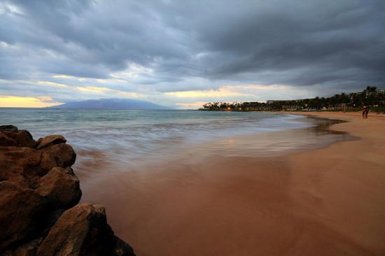 Wailea Beach Park, Maui, Hawaii - Photo: mccun934 via Flickr, used under Creative Commons License (By 2.0)