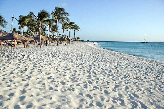 Delta – $360 (Regular Economy) / $310 (Basic Economy): Phoenix / Dallas – Aruba. Roundtrip, including all Taxes
