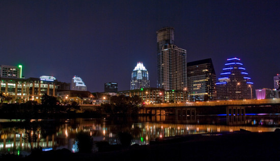 Austin, Texas - Photo: Ryan Walker via Flickr, used under Creative Commons License (By 2.0)
