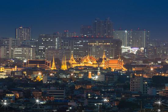 Grand Palace, Bangkok, Thailand - Photo: Prachanart Viriyaraks via Flickr, used under Creative Commons License (By 2.0)