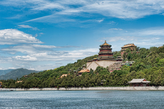 Summer Palace, Beijing, China - Photo: rustler2x4 via Flickr, used under Creative Commons License (By 2.0)