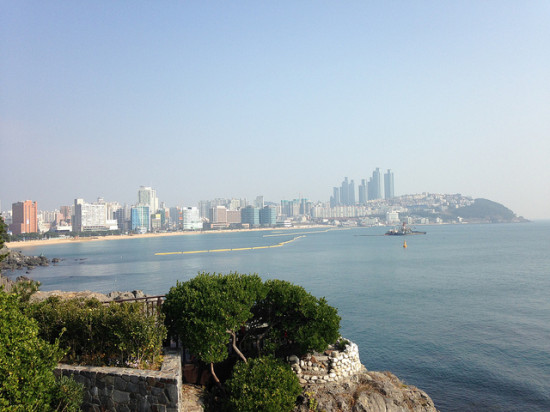 Busan, South Korea Photo: Chris Yunker via Flicker, used under Creative Commons License (By 2.0)