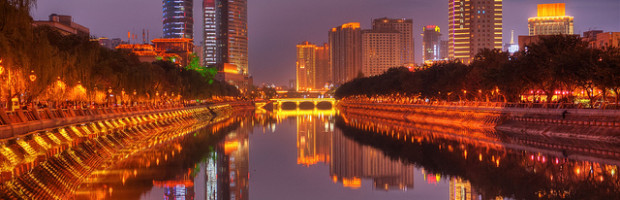 Chengdu, China - Photo: DvYang via Flickr, used under Creative Commons License (By 2.0)