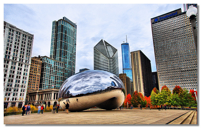American / United – $126: Los Angeles – Chicago (and vice versa). Roundtrip, including all Taxes
