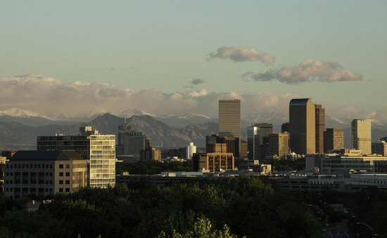 Denver, Colorado - Photo: Sheila Sund via Flickr, used under Creative Commons License (By 2.0)