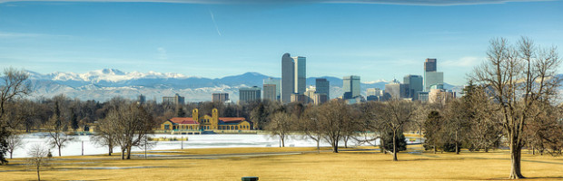 Skyline, Denver, Colorado - Photo: Dave Dugdale via Flickr, used under Creative Commons License (By 2.0)