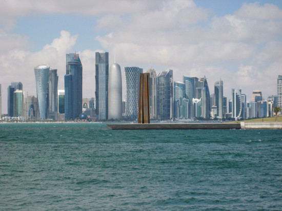 Doha, Qatar - Photo: paultraf via Flickr, used under Creative Commons License (By 2.0)