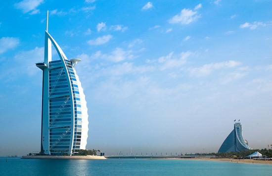Burj Al Arab, Dubai - Photo: Joi Ito via Flickr, used under Creative Commons License (By 2.0)