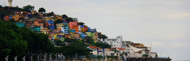Guayaquil, Ecuador - Photo: Cecilia Heinen  via Flickr, used under Creative Commons License (By 2.0)
