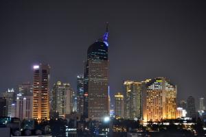 Jakarta, Indonesia - Photo: Muhammad Rasyid Prabowo via Flickr, used under Creative Commons License (By 2.0)