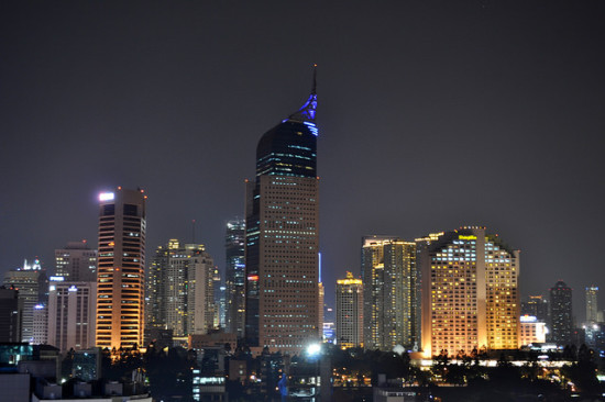Jakarta, Indonesia - Photo: Muhammad Rasyid Prabowo via Flickr, used under Creative Commons License (By 2.0)