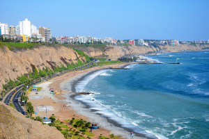 Lima, Peru - Photo: Christian Cordova via Flickr, used under Creative Commons License (By 2.0)