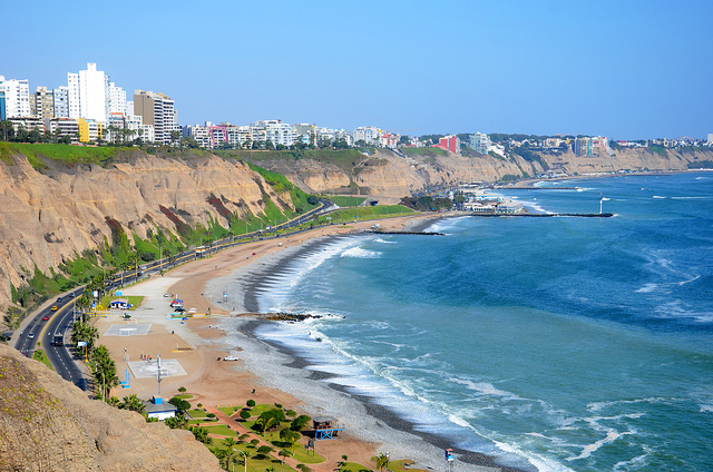 American / Delta – $449: New York / Boston – Lima, Peru. Roundtrip, including all Taxes