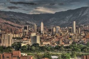Medellin, Colombia - Photo: david peña, used under Creative Commons License (By 2.0)