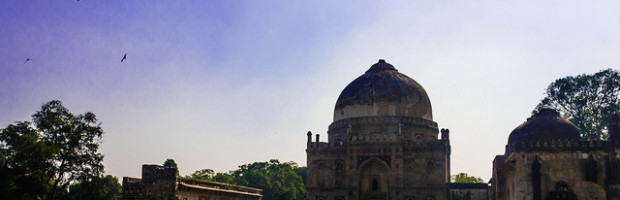 Lodi Garden, New Delhi, India - Photo: Kumaravel via Flickr, used under Creative Commons License (By 2.0)