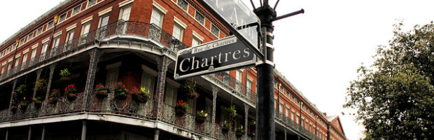 French Quarters, New Orleans, Louisiana - Photo: Phil Roeder via Flickr, used under Creative Commons License (By 2.0)