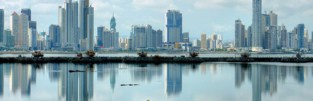 Panama City, Panama - Photo: Matthew Straubmuller via Flickr, used under Creative Commons License (By 2.0)