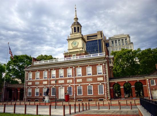 Independence Hall, Philadelphia, Pennsylvania - Photo: JD Thomas via Flickr, used under Creative Commons License (By 2.0)