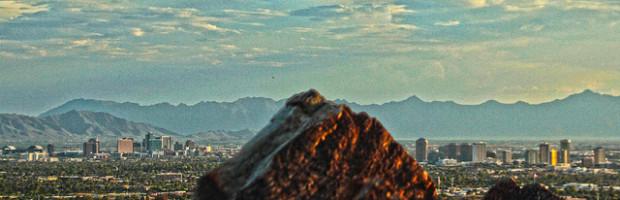 Skyline, Phoenix, Arizona - Photo: Tyler Bolken via Flickr, used under Creative Commons License (By 2.0)