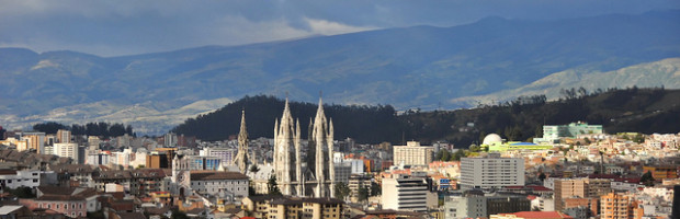 Museo del Aqua, Quito, Ecuador - Photo: Rinaldo Wurglitsch via Flickr, used under Creative Commons License (By 2.0)