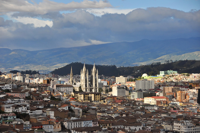Copa: San Francisco – Quito, Ecuador. $449. Roundtrip, including all Taxes