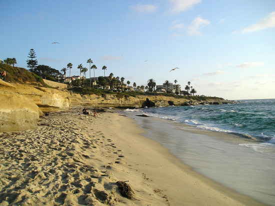 La Jolla, San Diego, California - Photo: Leon Mitchell via Flickr, used under Creative Commons License (By 2.0)