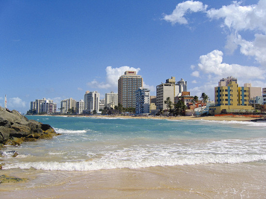 San Juan, Puerto Rico - Photo: Tomás Fano via Flickr, used under Creative Commons License (By 2.0)