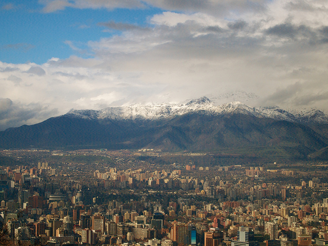 Copa: Portland – Santiago, Chile. $588. Roundtrip, including all Taxes