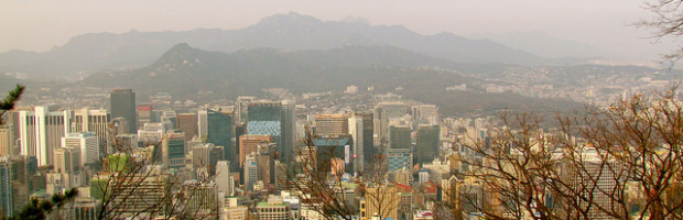 Seoul, South Korea - Photo: Jeff Gunn via Flickr, used under Creative Commons License (By 2.0)