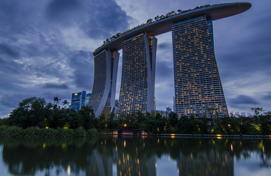 Singapore  - Photo: Jaafar Alnasser via Flickr, used under Creative Commons License (By 2.0)