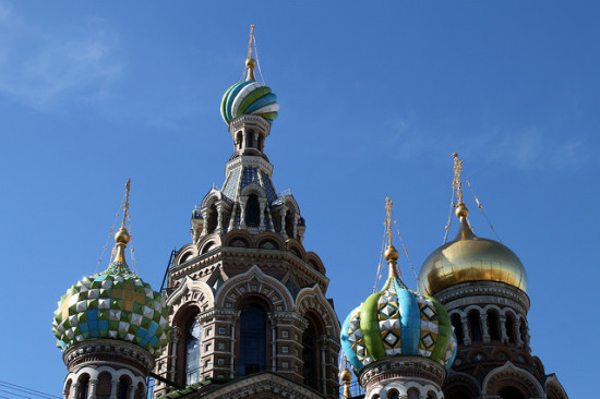 St. Petersburg, Russia - Photo: flowcomm via Flickr, used under Creative Commons License (By 2.0)