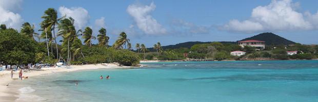Sapphire Beach, St. Thomas, US Virgin Islands - Photo: John O