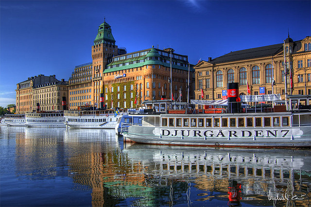 Norwegian – $240: Oakland, California – Stockholm, Sweden. Roundtrip, including all Taxes