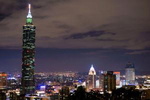 Taipei, Taiwan - Photo: Antonio Tajuelo via Flickr, used under Creative Commons License (By 2.0)