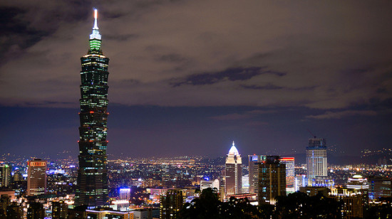 Taipei, Taiwan - Photo: Antonio Tajuelo via Flickr, used under Creative Commons License (By 2.0)