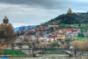 Tbilisi, Georgia - Photo: Roberto Strauss via Flickr, used under Creative Commons License (By 2.0)