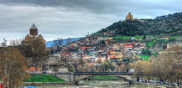 Lufthansa – $580: New York / Newark – Tbilisi, Georgia. Roundtrip, including all Taxes
