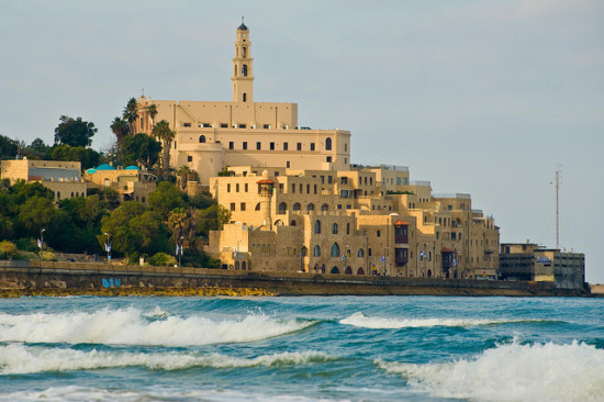 Tel Aviv, Israel - Photo: Claire Gribbin via Flickr, used under Creative Commons License (By 2.0)