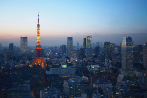 Tokyo, Japan - Photo: Balint Földesi via Flickr, used under Creative Commons License (By 2.0)