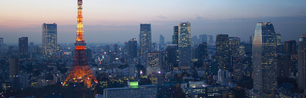 Tokyo, Japan - Photo: Balint Földesi via Flickr, used under Creative Commons License (By 2.0)