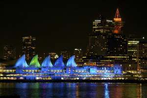 Vancouver Trade & Convention Centre - Vancouver, Canada - Photo: Patrick Doheny via Flickr, used under Creative Commons License (By 2.0)