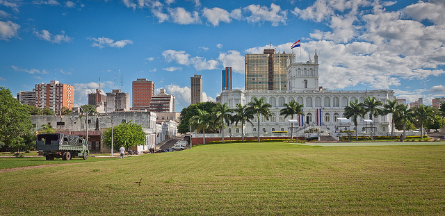 Copa: San Francisco – Asuncion, Paraguay. $585. Roundtrip, including all Taxes
