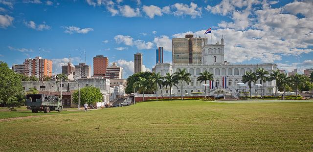 Copa: Los Angeles – Asuncion, Paraguay. $551. Roundtrip, including all Taxes